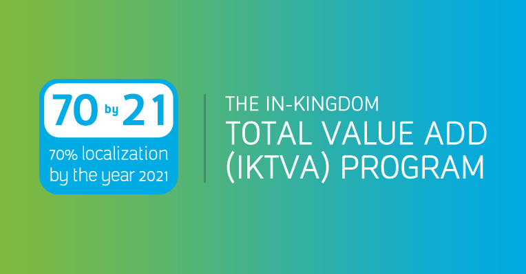 The in-Kingdom Total Value Add Program | IKTVA | Saudi Aramco